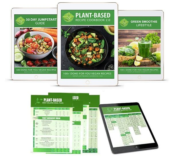 Plant Based Cookbook Bundle